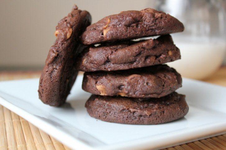 #Receta Sin remordimientos: Galletas de chocolate sin gluten ni azúcar