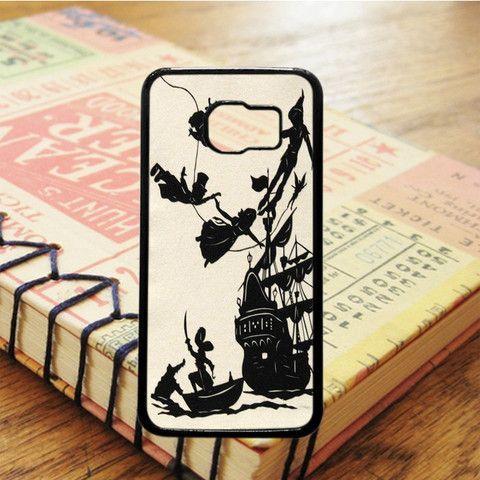 Pater Pan Tinkerbell Wendy Cartoon Samsung Galaxy S7 Case