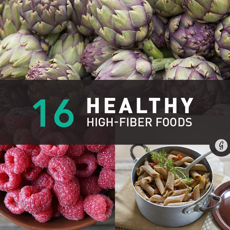 Fiber doesn't just help you out in the bathroom, it also lowers the risk of heart disease, diabetes, and hypertension. You might be surprised that oatmeal barely made this list—check out what did. http://greatist.com/health/surprising-high-fiber-foods