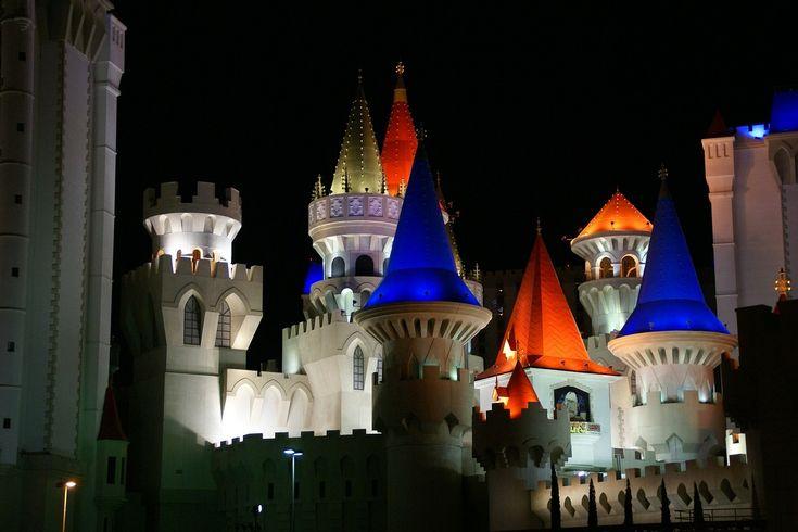 Castle excalibur hotel las vegas nevada castle