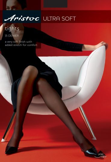 Aristoc 15 Denier Soft Tights.