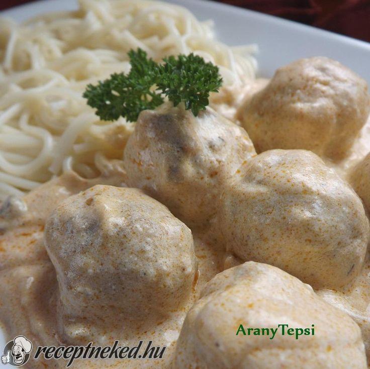 A legjobb Bakonyi húsgolyók recept fotóval egyenesen a Receptneked.hu gyűjteményéből. Küldte: aranytepsi