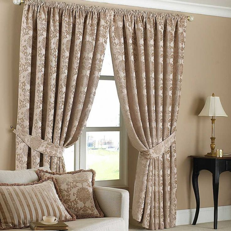 terrific living room curtain designs | 13 best curtains images on Pinterest | Living room ideas ...