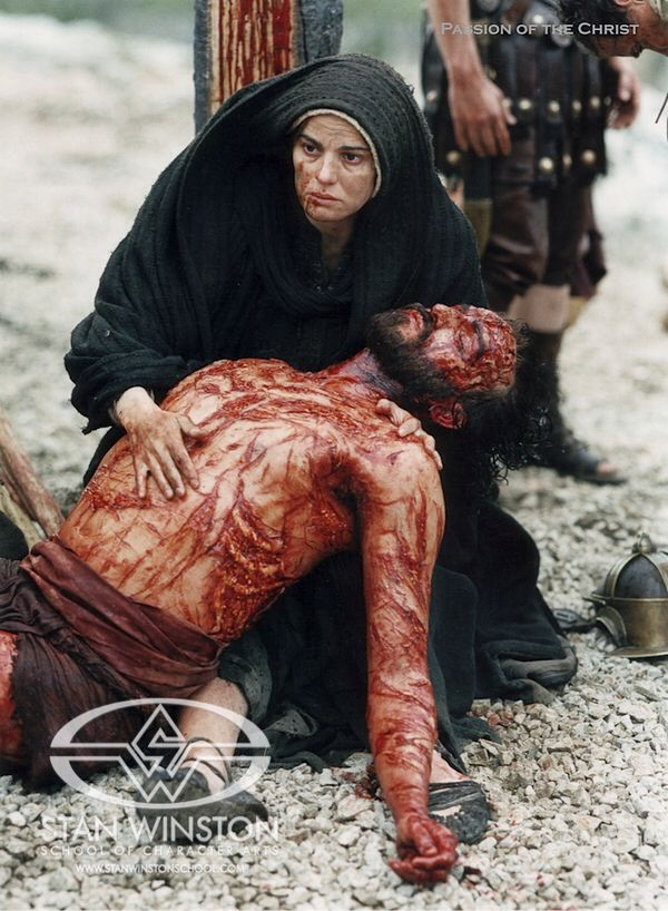 Christien Tinsley. The Passion of the Christ.