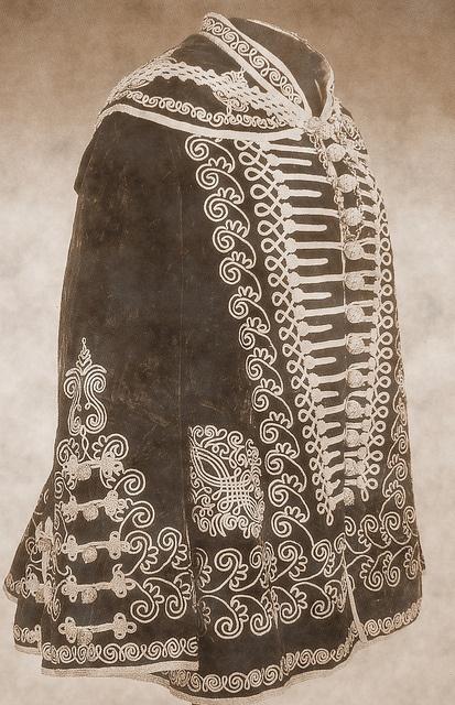 Hungarian men costume