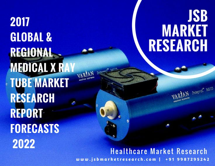 New market research report forecasts on Medical X-Ray Tube Market providing complete market statistcs, consisting market size and estimation by Medical X-Ray Tube Market application and products depending upon geographical location for the forecasting period 2017 to 2025.