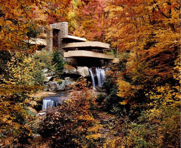 10 Frank Lloyd Wright Buildings Nominated as UNESCO World Heritage Sites — Design News