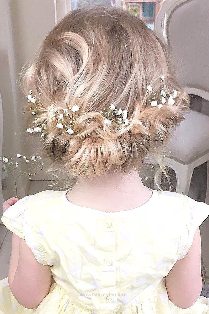hairstyles for flower girl 20…  http://www.wowhairstyles.site/2017/07/30/hairstyles-for-flower-girl-20/