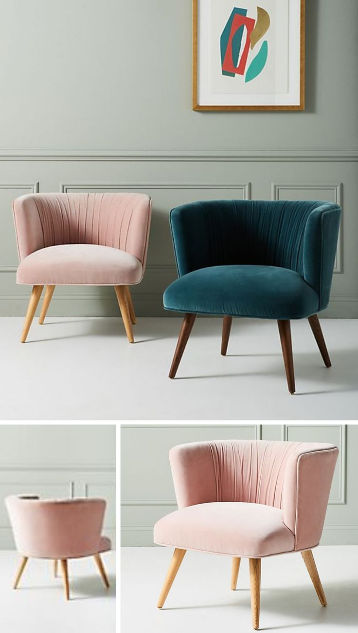 Best Blush Armchair To Use As An Accent Chair Armchair 400 x 300