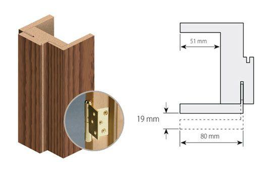 Artservice - Interdoor - ościeżnice regulowane - oscieznice regulowane1