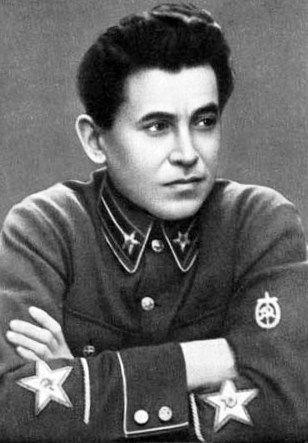 "Nikolai Yezhov (1895 - 1940) - NKVD Head 1936-38, this depraved killer was nicknamed the , ""Bloody Dwarf"". He was succeeded by Lavrenti Beria."