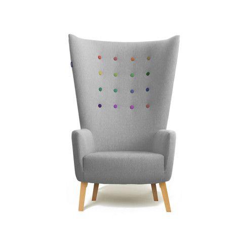 LovedUp Chair - Rainbow Love by Deadgood
