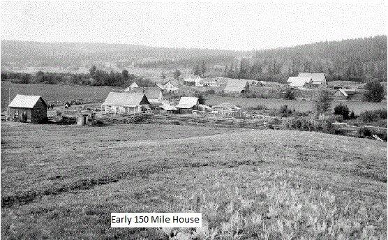 150 Mile House, BC