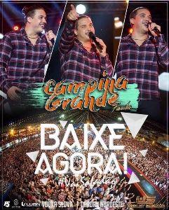 Capa do CD WESLEY SAFADAO - AO VIVO  - CAMPINA GRANDE - PB - 01.07.2016