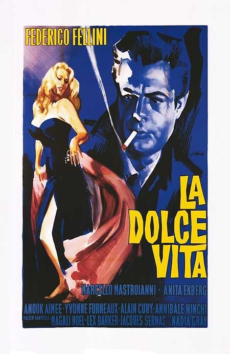 La dolce vita - Fellini