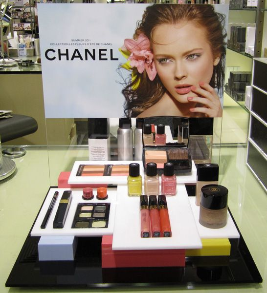 Chanel-Summer-display, Swatches, Photos, Reviews