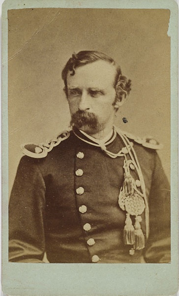 a report on general george armstrong custer George armstrong custer is largely remembered for his infamous last stand at the battle of the little bighorn, but few know that he first made his name as a heroic general during the civil war.