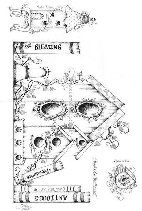 .Birdhouses