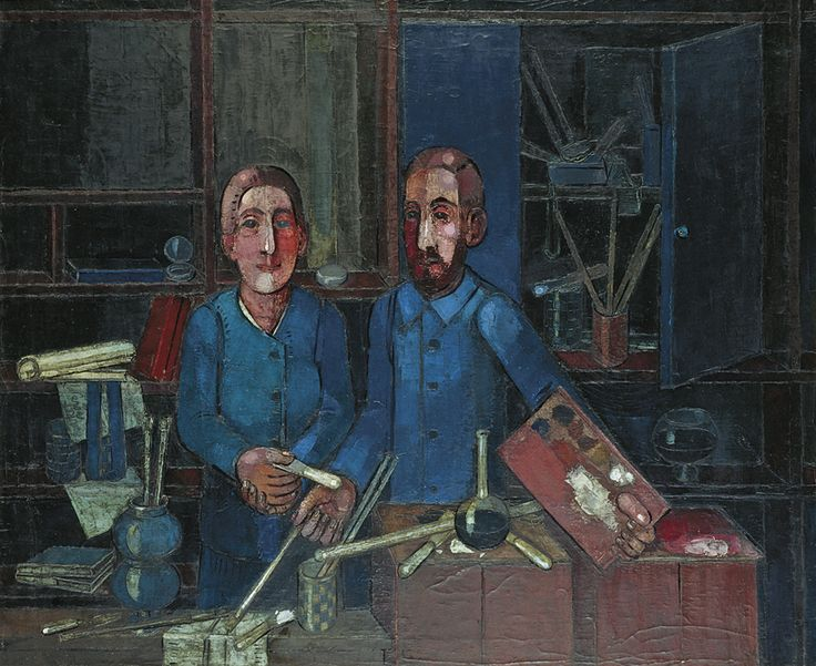 Kiejstut Bereźnicki - Portret podwójny