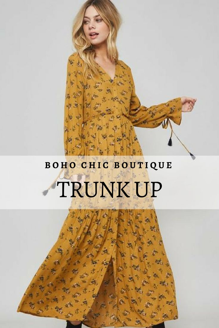 Boho Chic Boutique - trendy affordable clothes for women, teens