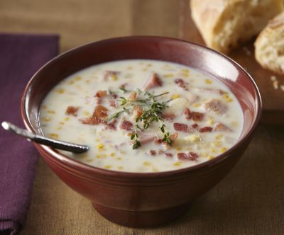 SOUPS FOR A COLD WINTER'S DAY More