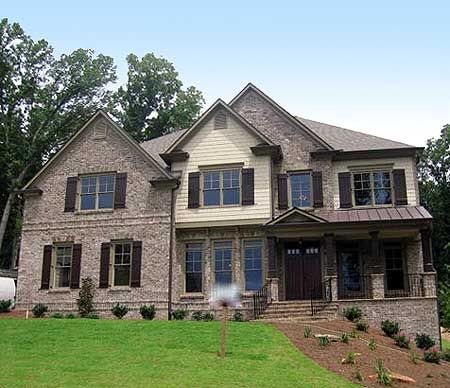 Spacious Family Home Plan - 29828RL | European, Traditional, Luxury, Photo Gallery, Premium Collection, 2nd Floor Master Suite, Bonus Room, Butler Walk-in Pantry, CAD Available, Jack & Jill Bath, MBR Sitting Area, PDF, Corner Lot | Architectural Designs