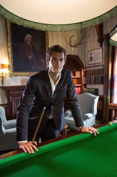 Andy Murray - very classy!!!