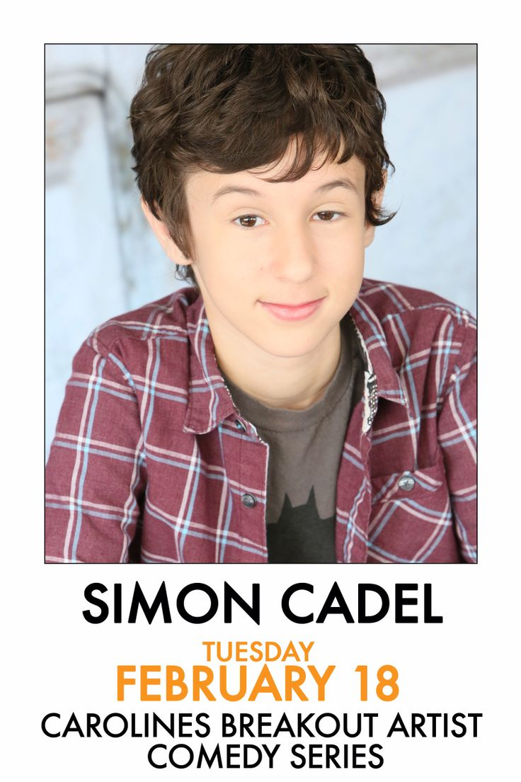 Caroline's Comedy Club Breakout Artist (Feb. 2013)  Simon performs his own 46-minute show. #standupcomedy #comedian #nyc