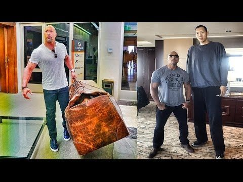 (212) This Video Will Make You Love '' Dwayne The Rock Johnson '' - YouTube