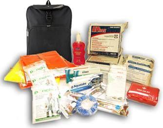 Emergency 3 Person Survival Kit