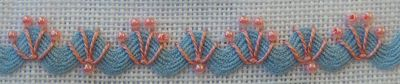 triple up and down buttonhole stitch   Quieter Moments