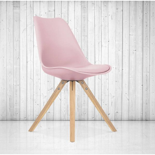 Ciel Pastel Coloured Dining Chair, Scandinavian Style ($185) ❤ liked on Polyvore featuring home, furniture, chairs, dining chairs, pastel colored furniture, colored furniture, scandinavian dining chairs, colored dining chairs and colored chairs