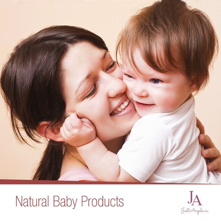 Shop for natural baby products in Canada @justangelsca  #Natural #Baby