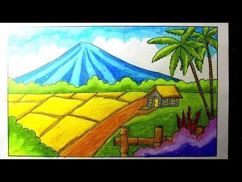 Download Gambar Pemandangan Sawah Muat Turun Segera Pelbagai Contoh Gambar Pemandangan Sawah Wallpaper Lukisan Lukisan Pem Di 2020 Pemandangan Gambar Ilustrasi Lukisan