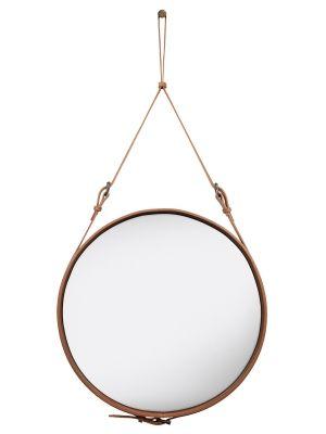 Adnet mirror medium i gruppen Webbutik / Hall & Förvaring hos Nordiska Galleriet (GUBI-ADNET-M-BLAr)