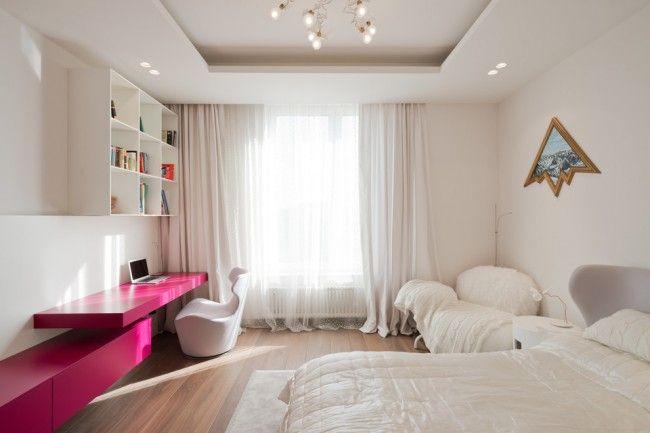 Комната, выполненная в стиле минимализм