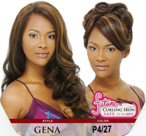 Freetress Equal Lace Front Natural Hairline Wig - Gena-4 by Freetress Equal. $39.99