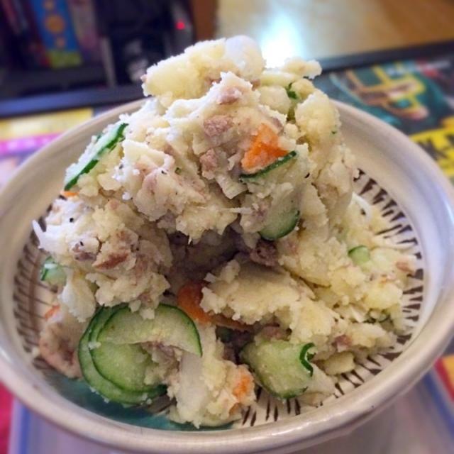 ジャガイモひとつ28円でした - 8件のもぐもぐ - ポテトサラダ by takuikenagDRc