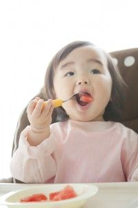 """Are kids' diet habits set in infancy, as a recent New York Times article suggests? According to the article, the findings of several new studies published in Pediatrics suggest that, """"Efforts to improve what children eat should begin before they even learn to walk."""" In one study, researchers..."""