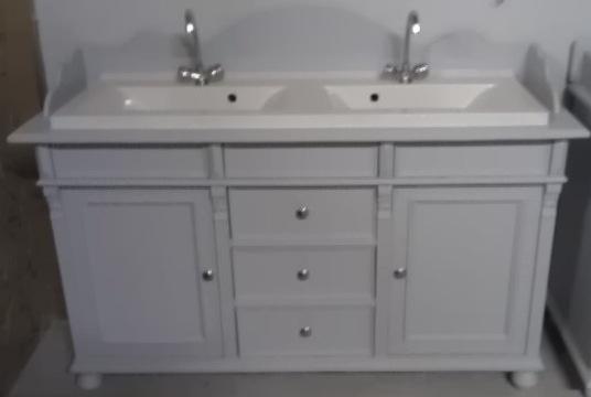 47 beste afbeeldingen over badkamer op pinterest for Dubbele wasbak