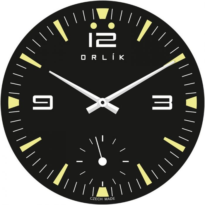 Hodiny Orlik Original Wall Clock Pinterest Wall Clocks Clocks
