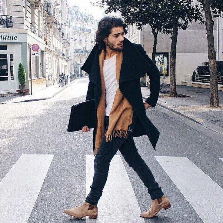 Winter coat for men