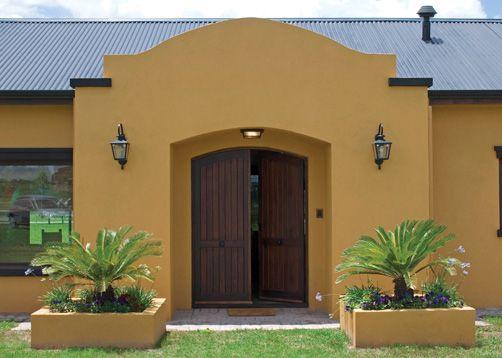 Casa de chacra - PortaldeArquitectos.com