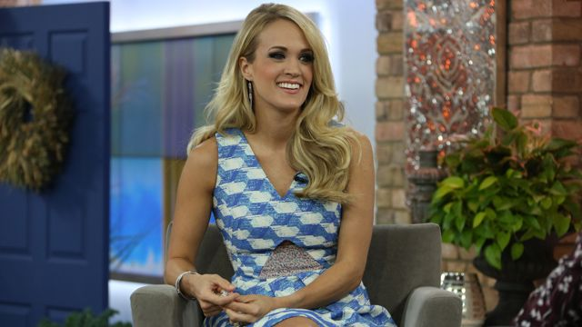 Check out what Carrie Underwood had to say about her new clothing line and life as a new mom!