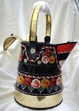 Canalware Barge Canal Art Ware Narrowboat BUCKBY CAN