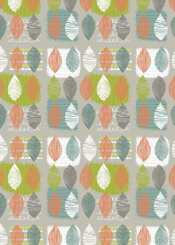 giftwrap 4 Textiles & Surface Pattern Designer Samantha Jayne Wood