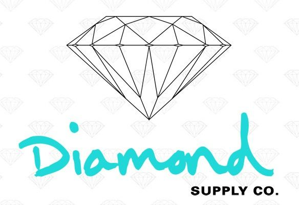 "DIAMOND SUPPLY COMPANY ""BRILLIANT"" COLORWAYS"
