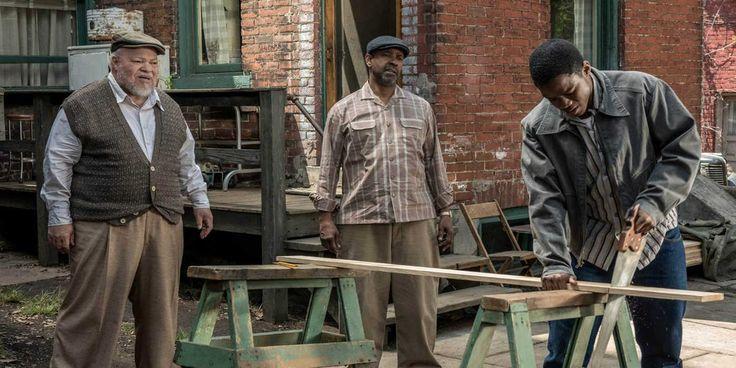 Sortie DVD & Blu-Ray : Fences le 27 juin 2017, troisième long métrage de Denzel Washington qui adapte la pièce de théâtre d'August Wilson avec Viola Davis