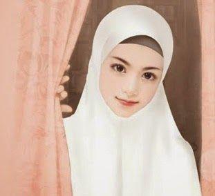 Ciri-ciri wanita muslimah idaman pria.