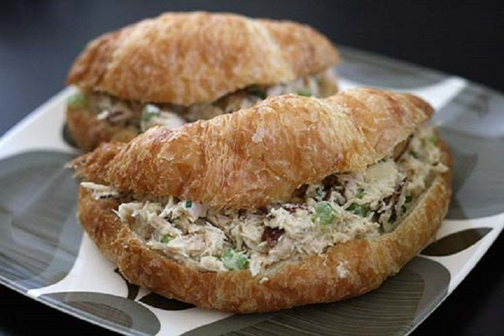 croissant sandwiches ideas | Top 10 Amazing Croissant Sandwich Ideas